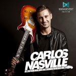 Contratar Carlos Nasville live guitar