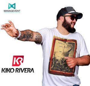 Contratar Dj Kiko Rivera precio cache paquirrin
