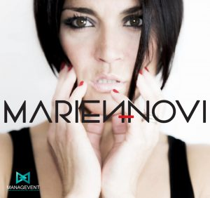 Contratar Woman Dj - Marien Novi