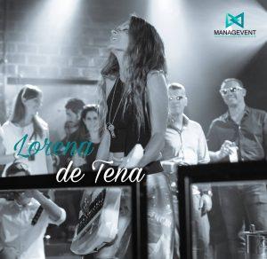 Contratar pianista - Lorena de Tena