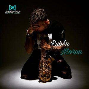 Contratar saxofonista - Ruben Moran