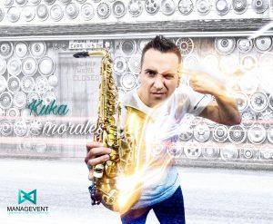 Contratar saxofonista - Kuka Morales