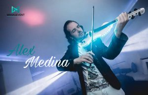 Contratar violinista - Alex Medina