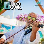 Contratar violinista - Julio Cuba