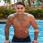 Contratar Julian Isla Tentaciones bolo famoso precio