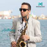 Contratar saxofonista - Anthony Jimenez