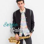 Contratar saxofonista - Sergio Galán